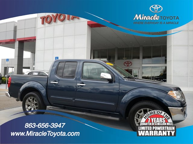 Used 2019 Nissan Frontier in Haines City, FL