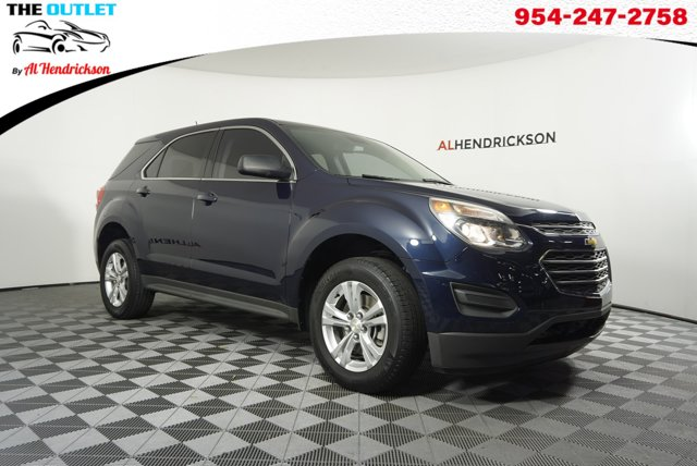 Used 2017 Chevrolet Equinox in Coconut Creek, FL
