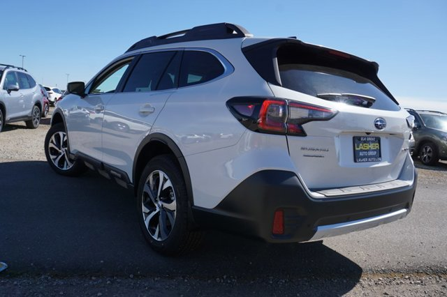 New 2020 Subaru Outback Limited CVT