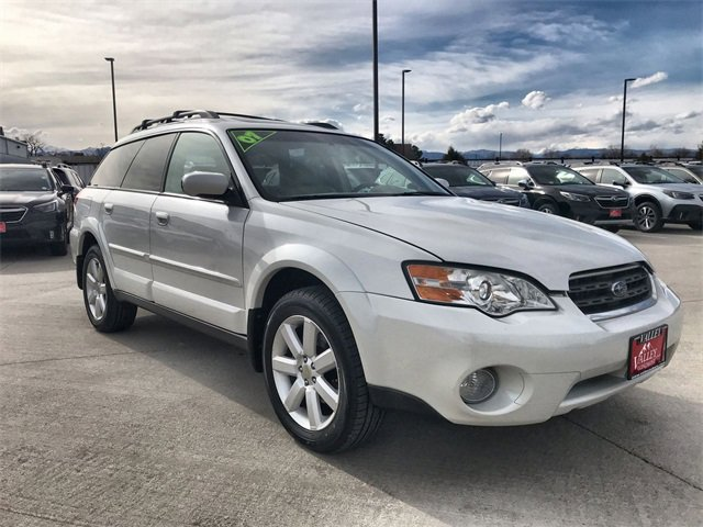 Used 2007 Subaru Legacy Wagon in Fort Collins, CO
