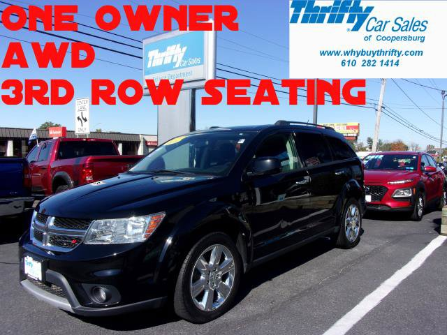 Used 2016 Dodge Journey in Coopersburg, PA