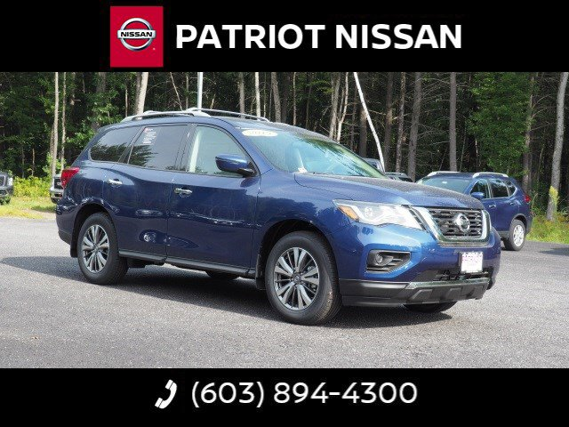 Used 2019 Nissan Pathfinder in Salem, NH