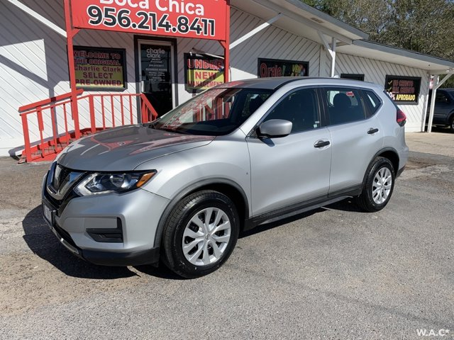 2017 Nissan Rogue S 2017.5 FWD S Regular Unleaded I-4 2.5 L/152 [0]