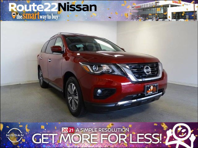 2020 Nissan Pathfinder SL 4x4 SL Regular Unleaded V-6 3.5 L/213 [1]