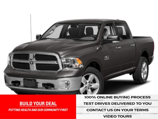 2021 Ram 1500 Classic | WARLOCK Crew Cab 4x4 | REMOTE START | HEATED SEATS | Warlock 4x4 Crew Cab 5'7″ Box Regular Unleaded V-8 5.7 L/345 [0]