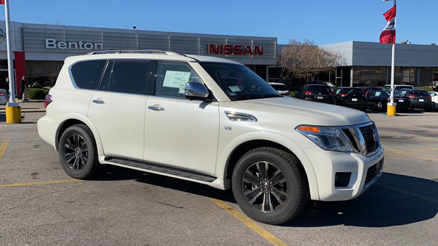 New 2019 Nissan Armada in , AL
