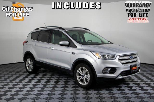 New 2019 Ford Escape in Sumner, WA