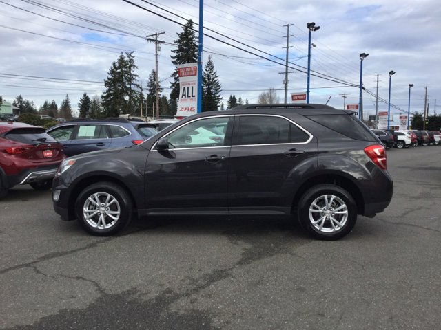 Used 2016 Chevrolet Equinox AWD 4dr LT