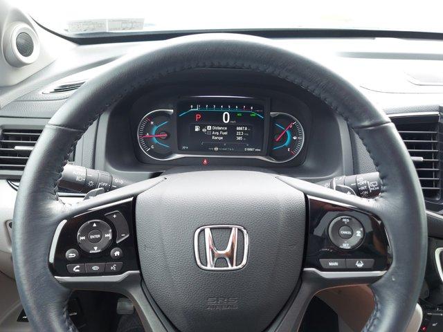 2019 Honda Pilot Touring 8-Passenger