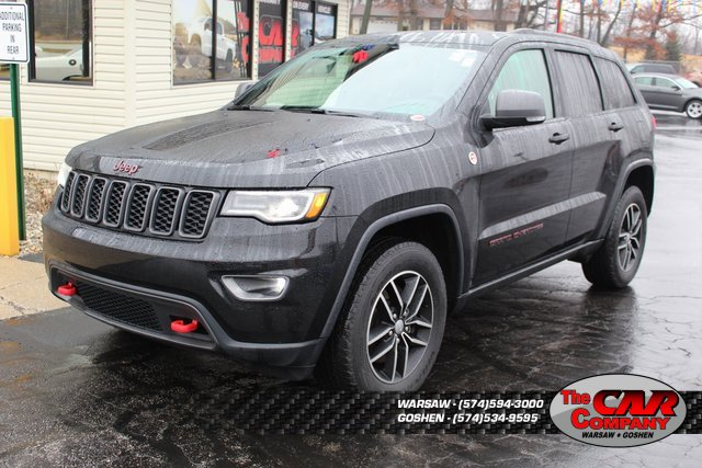 Used 2017 Jeep Grand Cherokee in Warsaw, IN