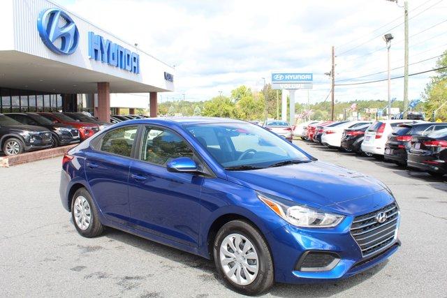 New 2020 Hyundai Accent in Milledgeville, GA