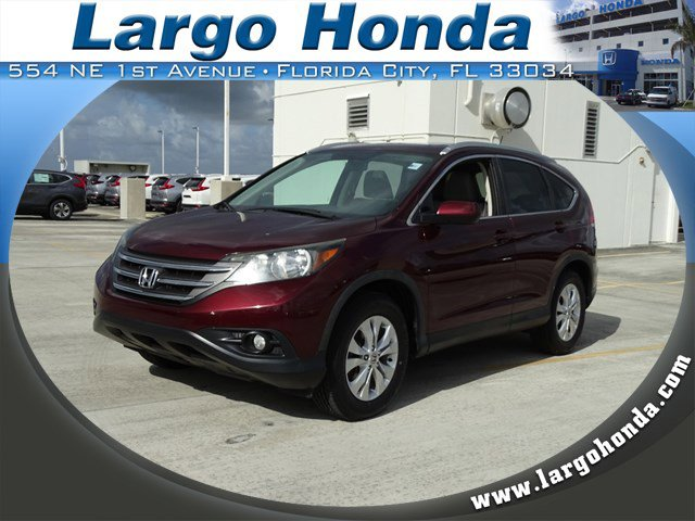 Used 2014 Honda CR-V in Florida City, FL