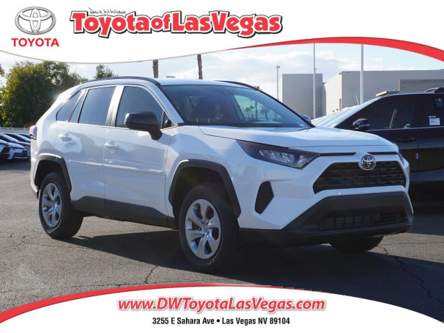 2021 Toyota RAV4 LE LE FWD Regular Unleaded I-4 2.5 L/152 [3]