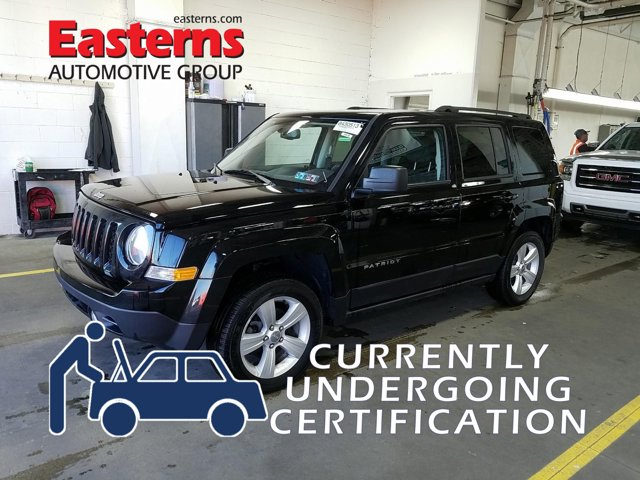 2017 Jeep Patriot Latitude Sport Utility