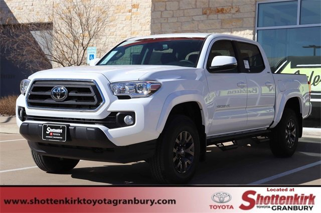 New 2020 Toyota Tacoma in Granbury, TX