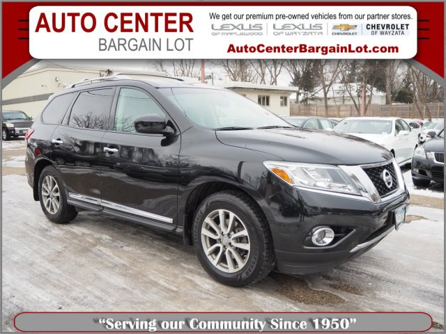 Used 2015 Nissan Pathfinder in Wayzata, MN