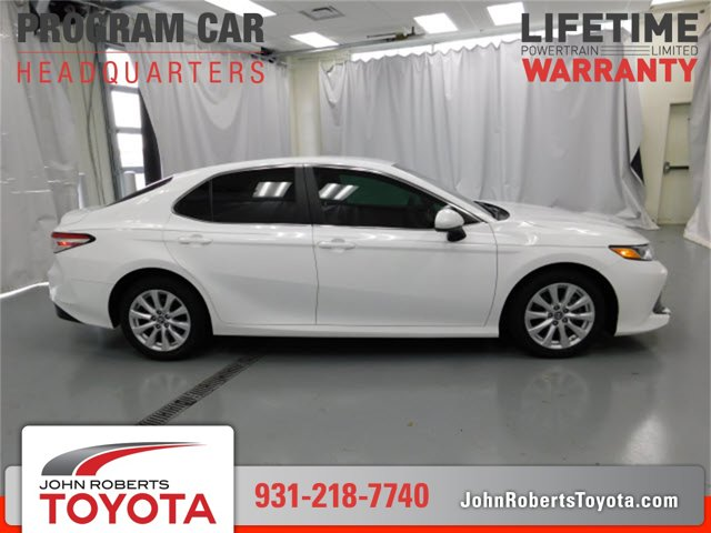 Used 2018 Toyota Camry in Manchester, TN