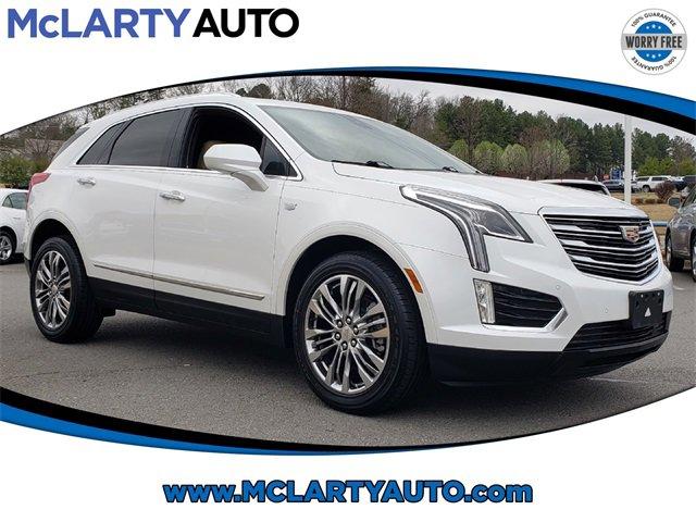 Used 2017 Cadillac XT5 in Little Rock, AR