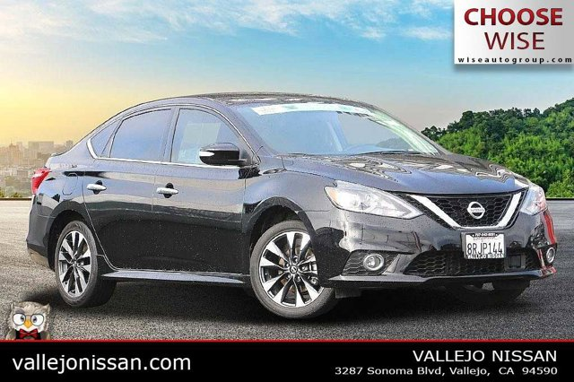 2019 Nissan Sentra SR SR CVT Regular Unleaded I-4 1.8 L/110 [2]