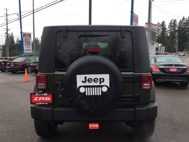 Used 2007 Jeep Wrangler 4WD 2dr X