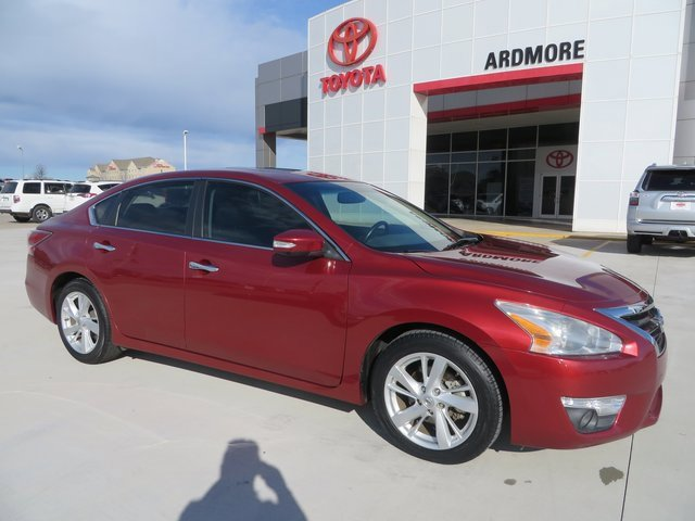 Used 2014 Nissan Altima in Ardmore, OK