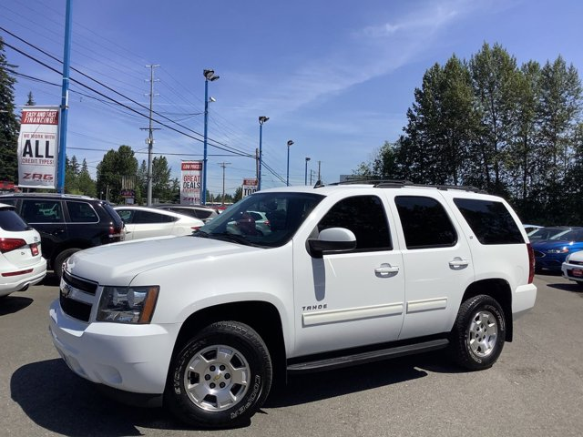 Used 2014 Chevrolet Tahoe 4WD 4dr LT