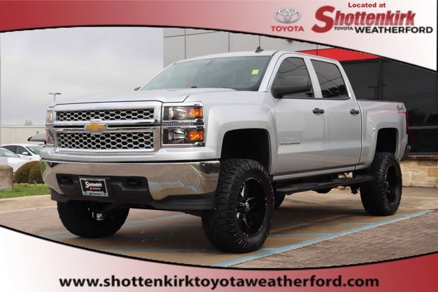 Used 2014 Chevrolet Silverado 1500 in Granbury, TX