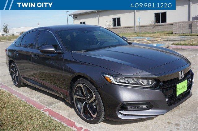 New 2020 Honda Accord Sedan in Port Arthur, TX