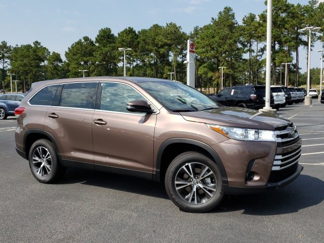 New 2019 Toyota Highlander in , AL