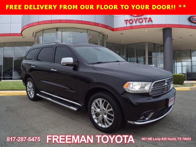 Used 2014 Dodge Durango in Hurst, TX