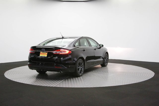 2018 Ford Fusion Hybrid for sale 124604 34