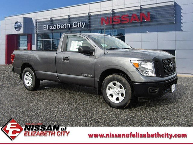 New 2017 Nissan Titan in  Elizabeth City, NC