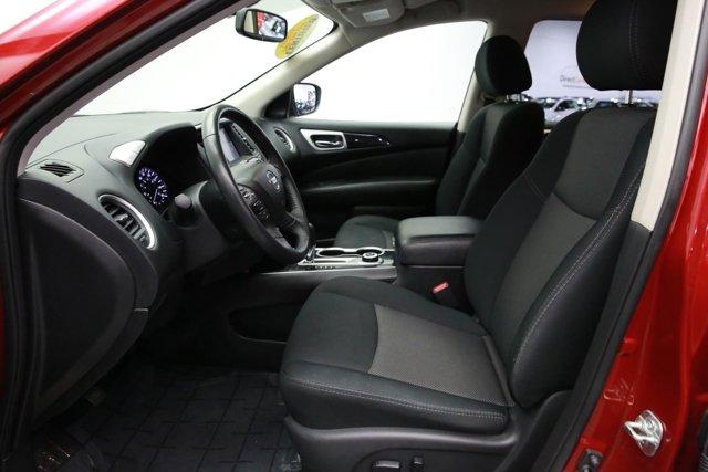 2018 Nissan Pathfinder for sale 120515 14