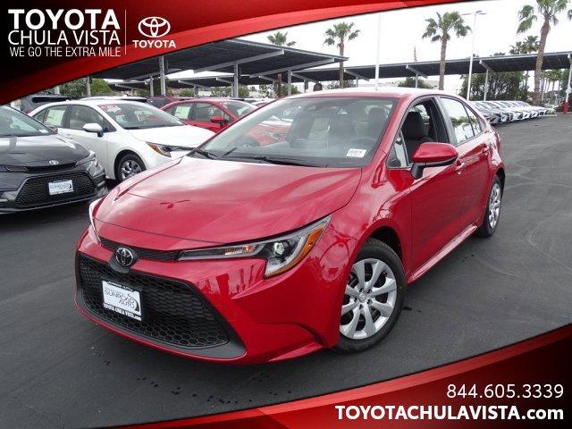 New 2020 Toyota Corolla in Chula Vista, CA