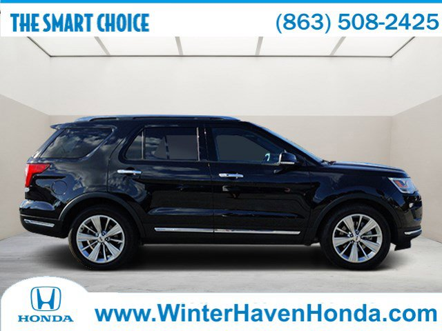 Used 2019 Ford Explorer in Winter Haven, FL