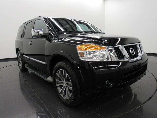 Used 2015 Nissan Armada in Denham Springs, LA