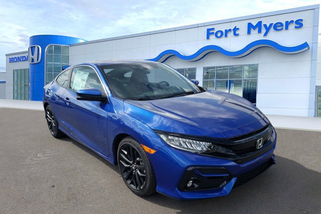 New 2020 Honda Civic Si Coupe in Fort Myers, FL