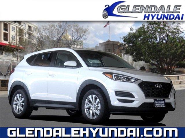 New 2021 Hyundai Tucson in Glendale, CA
