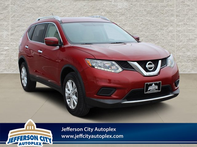 Used 2016 Nissan Rogue in Jefferson City, MO