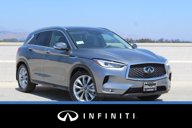 2020 INFINITI QX50 LUXE LUXE AWD Intercooled Turbo Premium Unleaded I-4 2.0 L/121 [17]