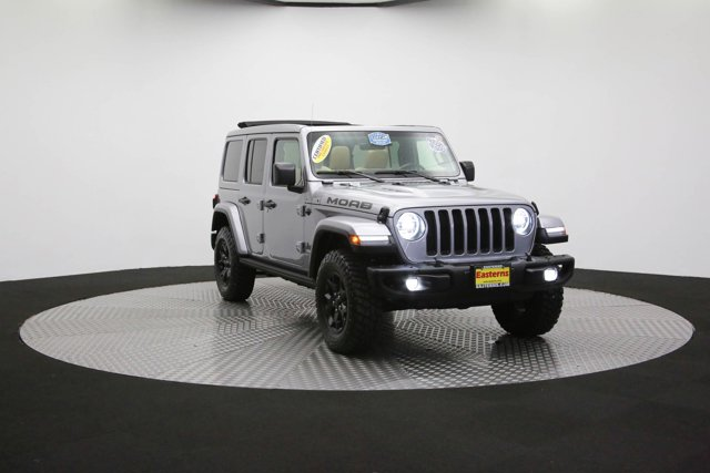 2019 Jeep Wrangler Unlimited for sale 125561 45
