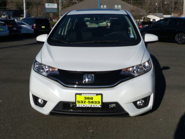 New 2017 Honda Fit EX CVT