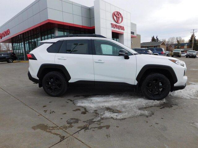 New 2020 Toyota RAV4 in Fort Morgan, CO