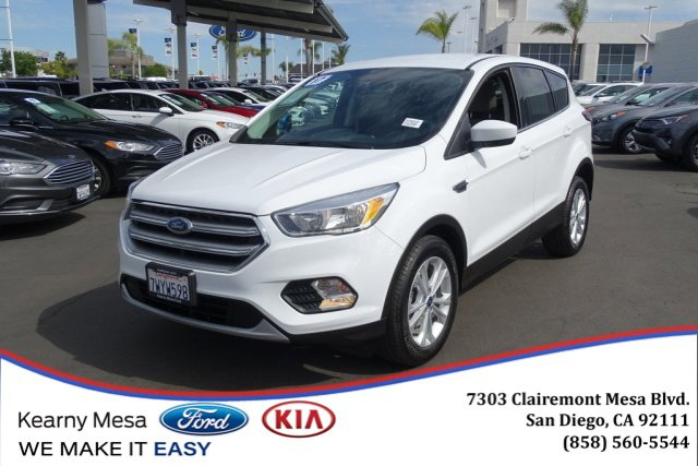 Used 2017 Ford Escape in San Diego, CA