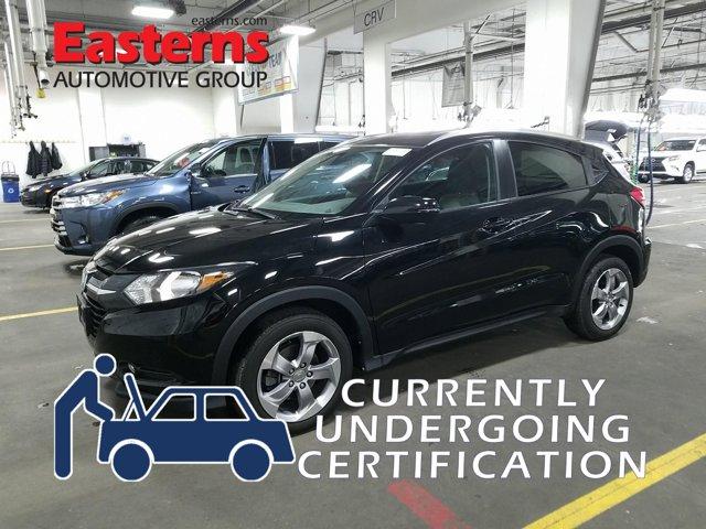 2017 Honda HR-V EX-L Sport Utility