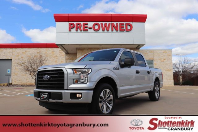 Used 2017 Ford F-150 in Granbury, TX