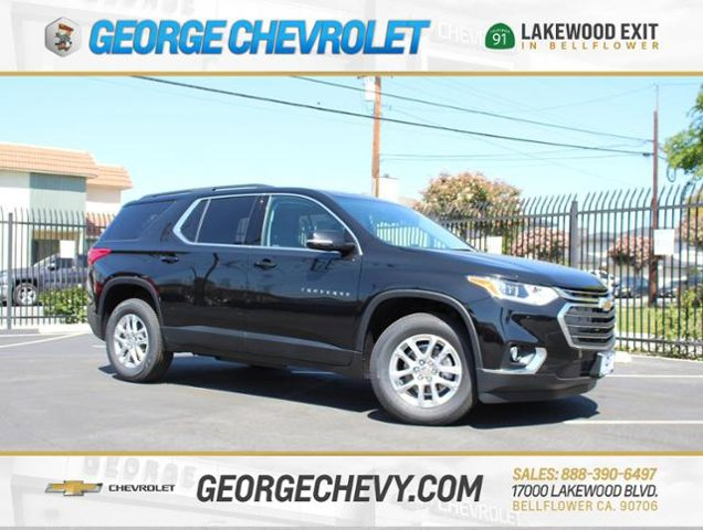2020 Chevrolet Traverse LT Cloth FWD 4dr LT Cloth w/1LT Gas V6 3.6L/217 [8]