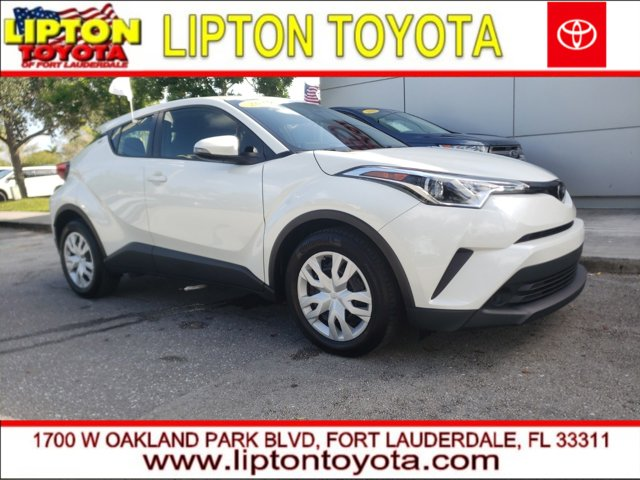 Used 2019 Toyota C-HR in Ft. Lauderdale, FL