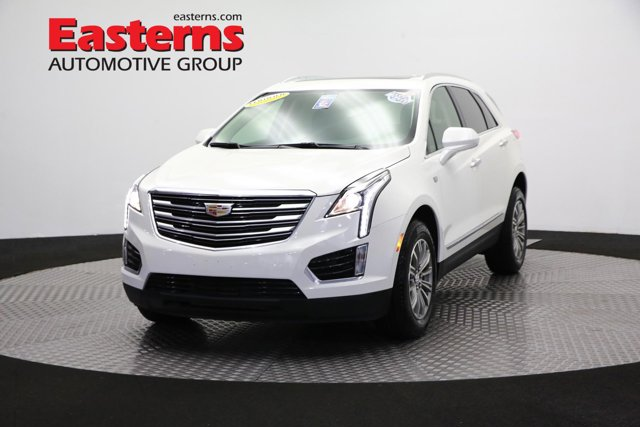 2018 Cadillac XT5 Luxury Collection Sport Utility