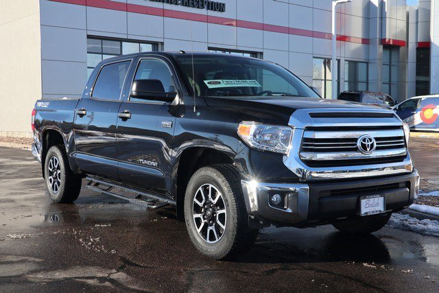 Used 2017 Toyota Tundra in Fort Morgan, CO